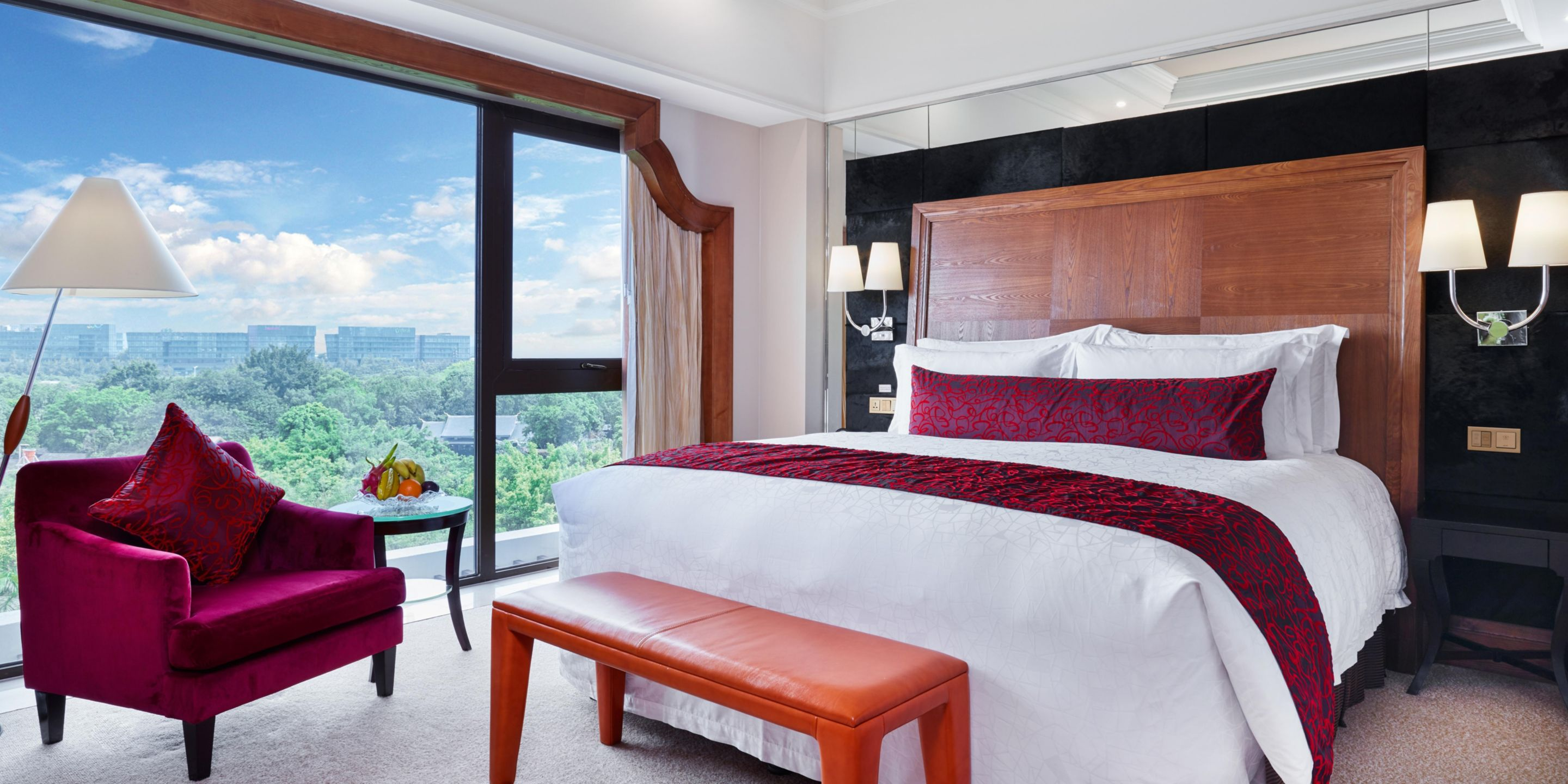 Hotel room bookings at InterContinental Hotel available