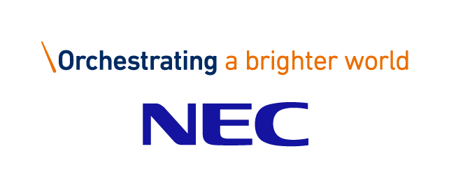 NEC Corporation confirmed participation as Silver Sponsor