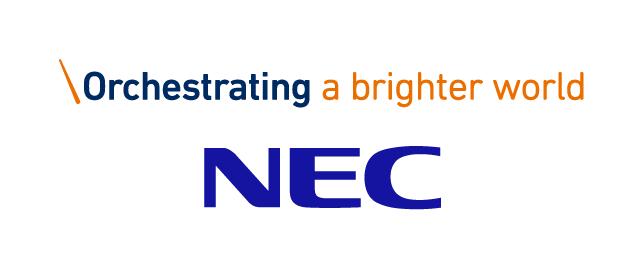NEC Corporation confirmed participation as Silver Sponsor